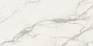 Velkoformátová dlažba matná – 60×120 cm Bily Mramor| Imperial Michelangelo Apuano