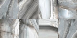 Keramická dlažba, obklady onyx 80×180 cm | Alabastro Zaffiro