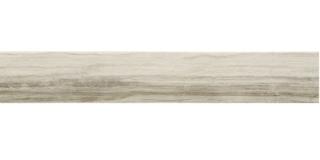 Dlažba 10×60 cm matná | Drift White